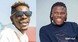 Stonebwoy Reacts To Shatta Wale Jamming To His Putuu Song