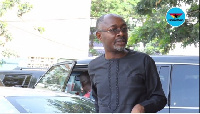 Businessman, Alfred Woyome