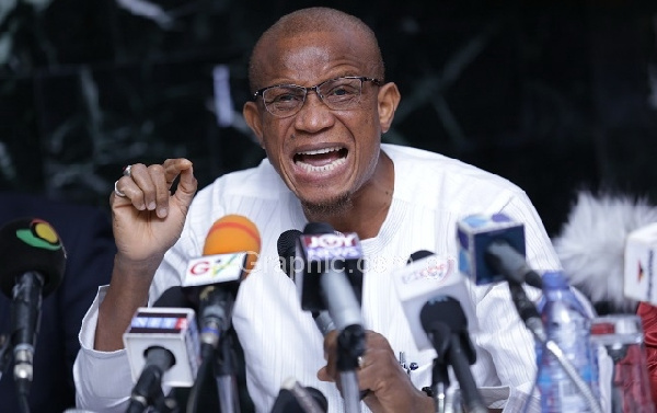 NDC so incompetent they can't even fake 'bribery' video – Abdul-Hamid