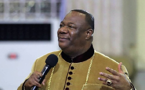 Founder of the Action Chapel International, Archbishop Nicholas Duncan-Williams