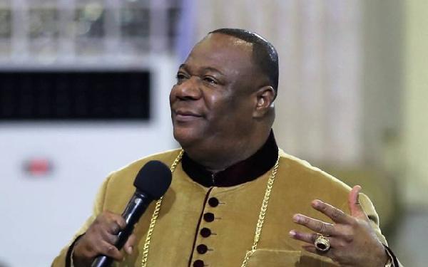 General Overseer of Action Chapel International, Arch Bishop Nicholas Duncan Williams