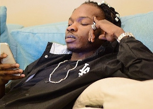 The airline flew Naira Marley from Lagos to Abuja for a concert