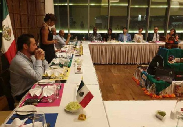 Embassy of Mexico marks National Gastronomy Day in Accra