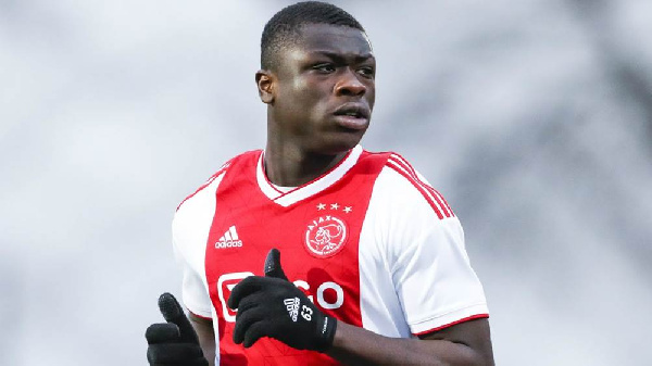Ghana target Brian Brobbey earns Netherlands call-up for U19 Euro Championship