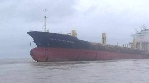 Reliable sources say the whereabouts of the abducted five-member crew of the vessel are unknown