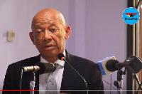 Justice Emile Ato Kwamena Short
