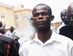 Charles Antwi Busted