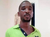 Sam Udoetuk Wills is one of the suspected kidnappers of the Takoradi girls