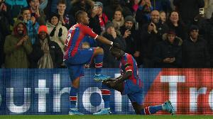 Jordan Ayew Goal Crystal Palace