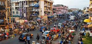 Kumasi Traffic