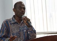 General Secretary of the NDC, Johnson Asiedu Nketia