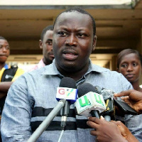 George Opare Addo, Aspiring National Youth Organiser of the NDC