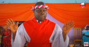General Overseer of the Church of Rabbi, Prophet Kwabena Tewiah
