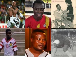 Five Ghanaian football personalities whose deaths broke our hearts