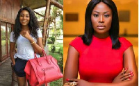Actress Yvonne's tweet did not go down well with Nana Akua Addo who lambasted her on Instagram