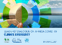 Covid-Climate dialogue takes place today, April 6, 2021