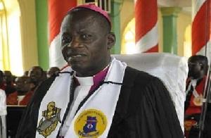 Sekondi Synod Methodist Bishop De Graft