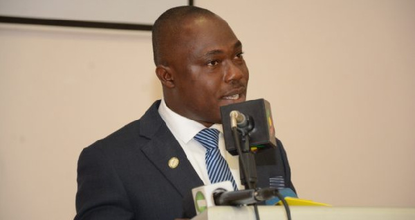 Prof. Ransford Gyampo is a political science lecturer at the University of Ghana