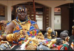 Asantehene Queen Mother9