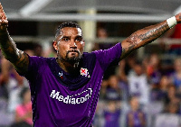 Kevin-Prince Boateng played six minutes