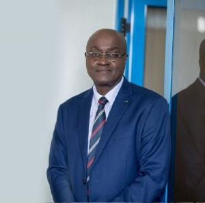 Richmond Akwasi Atuahene   Dr