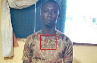 Suspected rapist pastor Ogyabofo