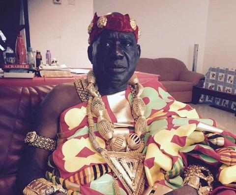 Omanhene of Oguaa Traditional Council, Osabarima Kwesi Atta II