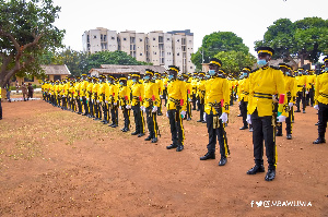 Dr Bawumia disclosed this at the graduation and commissioning parade of Prisons Officers