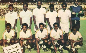 Ghana won its fourth AFCON in 1982