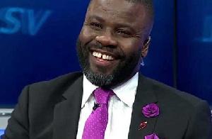 Former Ghana defender Sammy Kuffour
