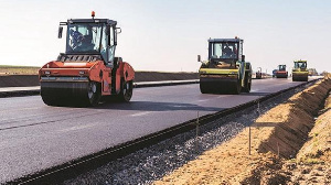 Road contractors have called on government to settle their debts