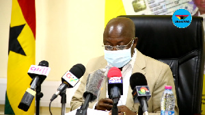 Prof Kenneth Agyeman Attafuah, Head of the National Identification Authority