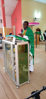 Bishop of Yendi, Vincent Sowah Boi-Nai