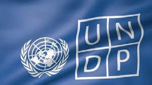The provision of hand sanitizers fell in line with UNDP