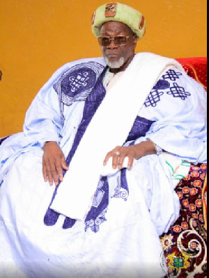 Abukari Mahama Yaa Naa