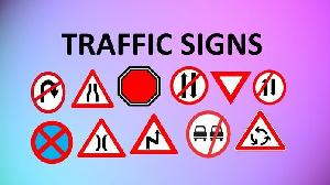 Road Signs Traffic