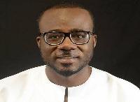 Alhaji Nasiru, aspiring Deputy Communications Officer of NDC
