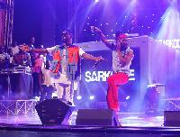 Sarkodie and Samini