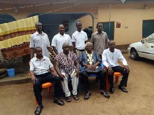 Western Togoland Group