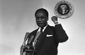 Osagyefo Dr Kwame Nkrumah