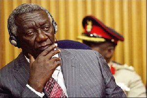 former President J . A Kufuor