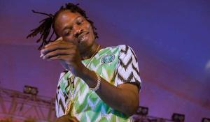 Hip-hop singer Azeez Fashola, popularly known as