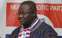 Paul Afoko, Suspended chairman of NPP