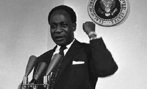 Kwame Nkrumah was ousted in a 1966 coup that ended the First Republic