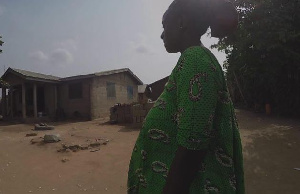 Pregnant women have to travel to other communities to give birth