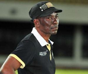 Veteran Coach Joseph Emmanuel Sarpong