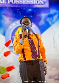 Apostle Dr. Emmanuel Osei Kwabena Donkor, former General Secretary of CACI