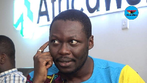Arnold Asamoah-Baidoo is an entertainment critic