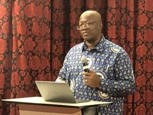 Professor William Kwabena Ampofo