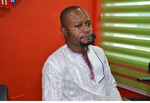 Member of Parliament for Manhyia North Constituency, Collins Owusu Amankwa
